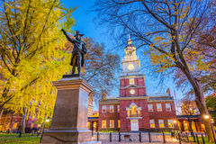 Philadelphia, Pennsylvania, de V.S. Stock Foto's