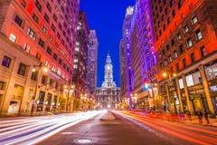 Philadelphia, Pennsylvania, de V.S. stock afbeeldingen