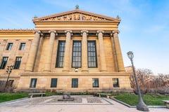 Philadelphia, Pennsylvania, los E.E.U.U. - diciembre de 2018 - museo de arte de Philadelphia imagenes de archivo