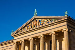 Philadelphia Pennsylvania Museum of Art Royalty Free Stock Images