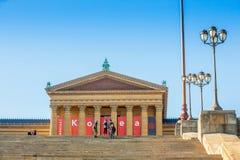 Philadelphia Pennsylvania Museum of Art Royalty Free Stock Photography