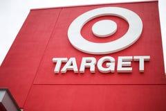 Target store in Philadelphia stock photo