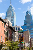 Philadelphia, Pennsylvania skyline Stock Photography