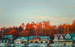 Philadelphia, Pennsylvania, USA beautiful river royalty free stock photos