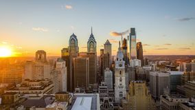 Philadelphia, Pennsylvania, USA Skyline