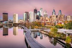 Philadelphia, Pennsylvania, USA stock photos