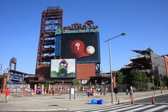 Philadelphia Phillies - Citizens Bank Park Royalty Free Stock Photo
