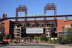 Philadelphia Phillies - Citizens Bank Park Stock Photo