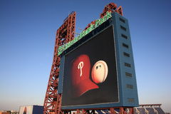 Philadelphia Phillies - Citizens Bank Park Royalty Free Stock Photography