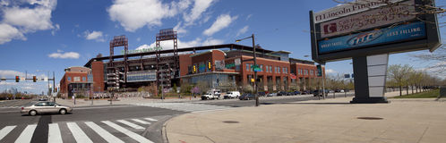 Philadelphia Phillies - Citizens Bank Park Royalty Free Stock Photos