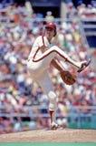 Steve Carlton. Philadelphia Phillies legend Steve Carlton.  Image taken from color slide Royalty Free Stock Photos