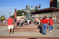 Philadelphia Phillies - parque de la batería de los ciudadanos foto de archivo libre de regalías