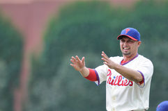 Philadelphia Phillies - Shane Victorino Stock Photography