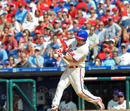 Philadelphia Phillies - Shane Victorino Stock Photo
