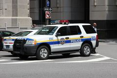 Philadelphia Police Royalty Free Stock Images
