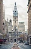 Philadelphia's City Hall Stock Images