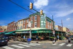 Philadelphia's Italian market Royalty Free Stock Images