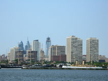 Philadelphia Skyline Stock Images