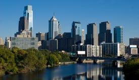 Philadelphia skyline Stock Images