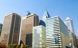 Philadelphia skyline Royalty Free Stock Image