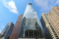 Philadelphia skyscraper Stock Photos