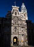 Philadelphia stadshus Arkivfoton