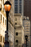 Philadelphia-Straßenszene lizenzfreie stockbilder