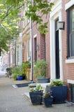 Philadelphia Street Royalty Free Stock Photography
