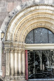 Philadelphia streets and architectural details... and its people Royalty Free Stock Photo