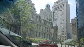 Philadelphia USA City Hall Royalty Free Stock Photography