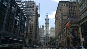 Philadelphia USA City Hall Royalty Free Stock Photo