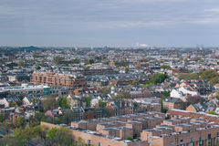 Philadelphia. A view of Philadelphia from the top Royalty Free Stock Photo