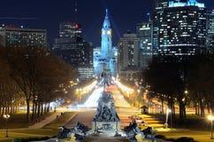 PhiladelphiaRathaus Lizenzfreie Stockbilder
