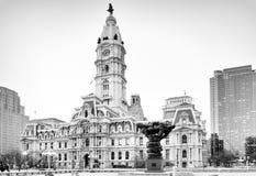 Philadelphias Cityhall Стоковое Изображение RF