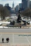 Philadelphie, PA, Etats-Unis Images libres de droits