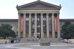 Philadelphie, PA, le 3 juillet : Sculpture nationale en avant d'Art Museum de Philadelphie en Pennsylvanie Etats-Unis Photographie stock