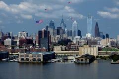 Philadelphie, Pennsylvanie - jour de collecte 2015 Image stock