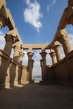 Philae, at Aswan, Egypt Royalty Free Stock Images