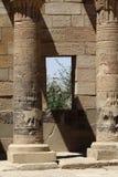 Philae del templo Imagen de archivo