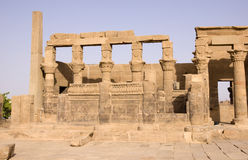 Philae temple Royalty Free Stock Photo