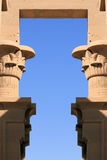 Philae Temple 22 Royalty Free Stock Image