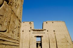 Philae Temple - Aswan - Egypt Royalty Free Stock Images
