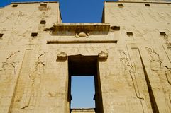 Philae Temple - Aswan Royalty Free Stock Photos