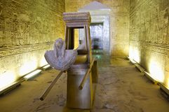 Philae Temple - Aswan Stock Photography