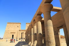 Philae temple Royalty Free Stock Images