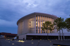 Philarmonie, Luxembourg Royalty Free Stock Image
