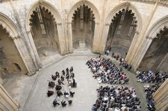 Philharmonic of Beiras Royalty Free Stock Photo
