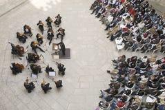 philharmonic beiras Arkivfoton