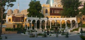 Philharmonic Gardens royalty free stock photos