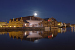 Philharmonic Hall in Gdansk Stock Photography